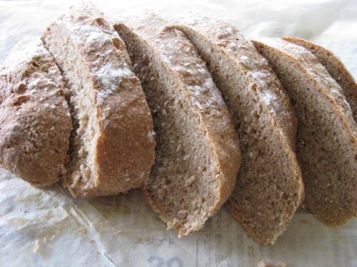 ずぼらパンです