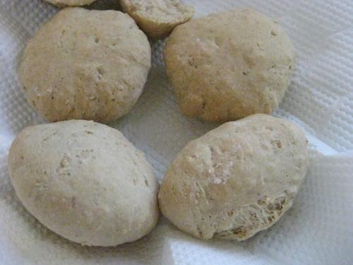 発酵なしのお豆腐パン
